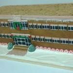 Dallas-Texas-custom-School-Gingerbread-office-biulding