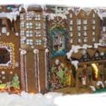 Las-Vegas-Shopping-mall-custom-decorated-Gingerbread-mall