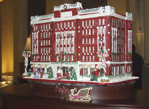 Custom gingerbread house delivery any state call 24 7 866 396 8429