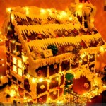 Virginia manor well light up and blinking gingerbread residence to buy