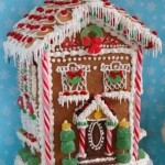 New Orleans-Louisiana-Christmas-Gingerbread-house