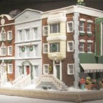 New york Brooklyn old west style gingerbread custom house