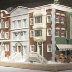 New york Brooklyn old west style gingerbread custom house
