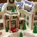 Denver-Colorado-Christmas-custom-Gingerbread-Chateau