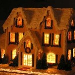 Ontario-Candian-Quebec-Midnight-Custom-Cristmas-Gingerbread-home