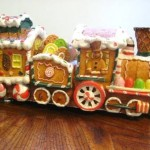 Los-Angeles-California-Baby-Train-Gingerbread-set