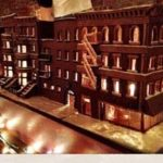 Toronto-Canada-City-block-custom-gingerbread-homes
