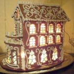 California-Anaheim-Old-shoe-custom-gingerbread-house