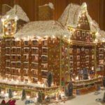 Canada-Quebec-Ontario-shaley-Custom- Gingerbread -Hotel