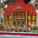 Philadelphia-Pennsylvania-Police-North-pole-custom-gingerbread-station