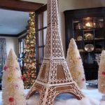 Austin-Texas-Custom-Gingerbread-Eiffel-Tower