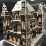 Massive-Maryland-Mansion-Moat-Custom-Gingerbread-Castle