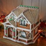 Fort-Lauderdale-Florida-Bi-Level-Christmas-Gingerbread-house