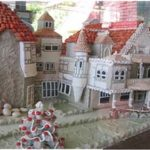 Silver-Spring-Maryland-Custom-Cristmas-Red-Roofs-Village