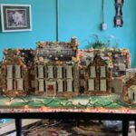 Pennsylvania-Philadelphia-Christmas-Gingerbread-Extremely-Large-Country-Mansion